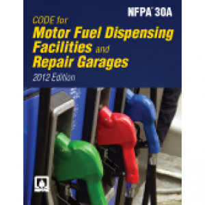 nfpa 30a code for motor fuel dispensing facilities and