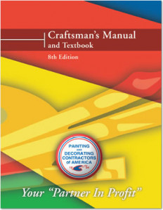 Painting and Decorating Craftsman's Manual and Textbook